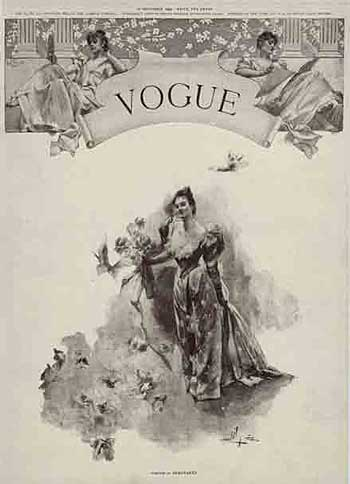 Vogue US, December 17th 1892
