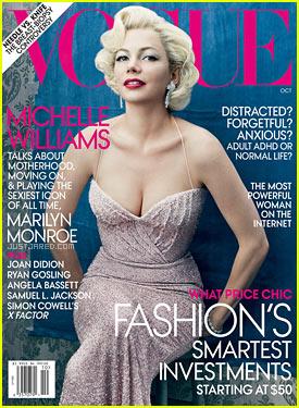 Vogue US, October 2011