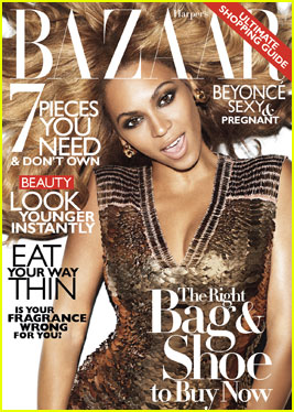 Harper's Bazaar. November 2011, Beyoncé