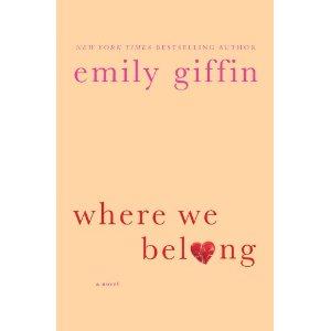emily giffin where we belong amazon